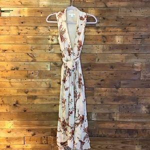 Ready for summer ,  Banana Republic wrap dress